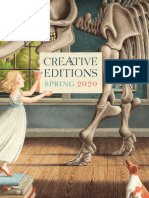 Spring 2020 Creative Editions Catalog