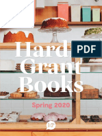 Spring 2020 Hardie Grant Catalog