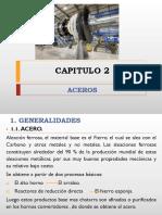 Unidad 2 - Mc 118 - 2019-2-Aceros Aleados