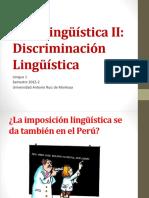 (L1S06) TEO 2015-2 - Sociolingüística II (2)