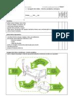 OSCEs - Lavagem de mãos - técnica asséptica cirúrgica