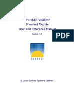 Pipe net manual
