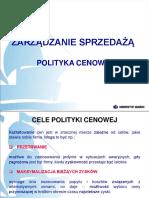 08. Polityka cenowa