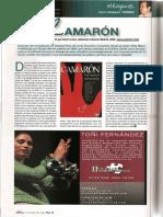 Reseña Camaron