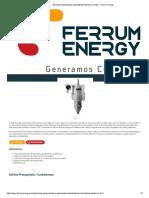 FERRUMENERGY_Bombas Dosificadoras Neumáticas