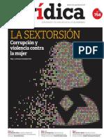 Jurídica - La Sextorsión