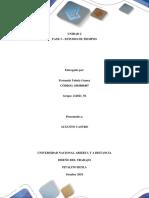 Fase Individual Fernanda Gomez
