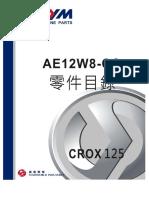 Para PDF Ae12w8 Coaen k1 Crox 125