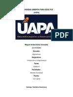 Organigrama Instituciones Afines a La Agrimensura Tarea No. 4