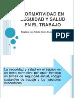 Normatividad en Seguidad y Salud en El Trabajo (2)