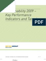 Nachhaltigkeit DatenFakten 2009 Final En