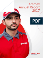 Aramex annual report