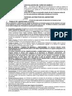 Indicaciones Lab Quimica i (2019-i)