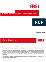 Srei Corporate Profile_May 2010