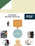 AYUDAS BIOMECANICAS