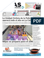 Mijas Semanal nº865 Del 15 al 21 de noviembre de 2019