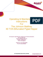 Pigtail Nipper Operating Manual RevC