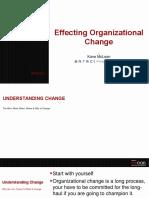 Effecting Organizational Change Presentation.ppt
