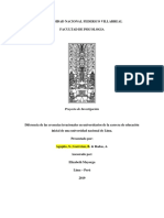 Creencias Irracionales - Taller de Investigacion 35 %.docx
