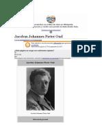 Jacobus Johannes Una Historia Predilecta