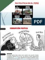 La Cultura Política en El Perú
