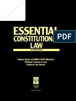 Andrew Beale_Essential Constitutional and Administrative Law