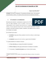 Aspectos Procesales del Arrendamiento de Inmuebles en Chile
