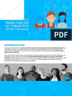 Guía Para Crear Buyers Persona.