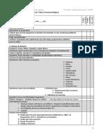 OSCEs - História Pneumológica