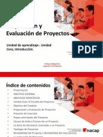 01 Preparacion y Evaluacion de Proyectos CLASE 01