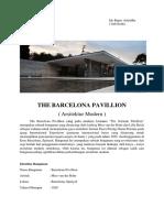The Barcelona Pavillion Fix