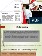 Investigacion Preparatoria - Dino
