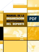 Ficha 1. BLANCO, E. Sistema Deportivo