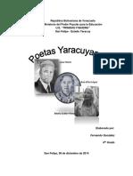 Poetas Yaracuyanos-Jose Parra