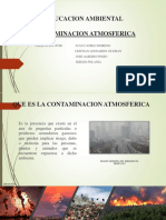 Contaminacion Atmosferica Expo