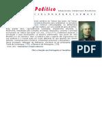 Dicionário Político - D'Alembert, Jean Le Rond
