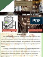 Grupo 4 - Arte Etrusco Romano Paleocristiano (1)