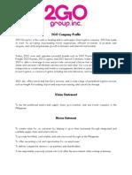 Part II 2GO-Company-Profile.docx