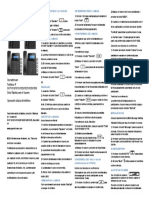 GXP16XX Quick User Guide Spanish
