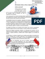 Conflicto Comercial Entre Estados Unidos y China e Implicancias en Chile