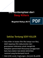 Slide Sexy Killer.ppt