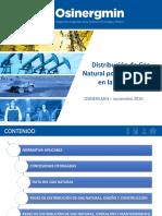 Distribución de Gas Natural Ica