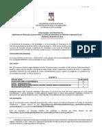 EDITAL 2019.1 Mestrado Em Ciencias Farmaceuticas - Retificacao 2-16-10-2018