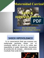 Diapos Scarlet Shock