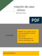 Balance Hidro Electrolítico en Paciente Quirúrgico Pediátrico