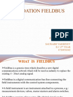Foundation Fieldbus Ppt