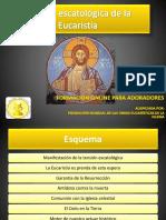 03PS_Tensión escatológica de la Eucaristía_26032014