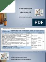 Alcoholes 2019 II