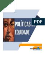 02 - Politica de Equidade