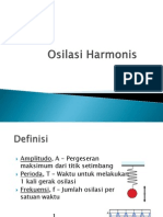 5)osilasi harmonis